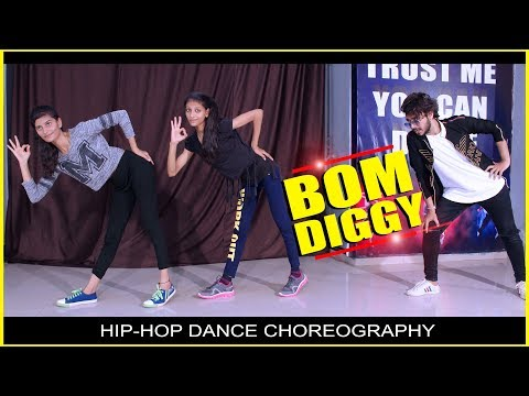 Bom Diggy Dance Choreography | Hip Hop | Zack Knight | Vicky Patel Dance & Tutorial