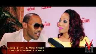 Mimi Faust & Nikko Smith Talks With Vocab Magazine