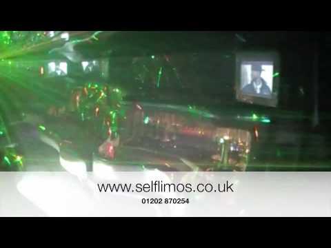 Hummer Laser Show