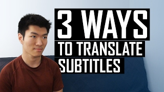 Easily Translate Movie Subtitles Everywhere