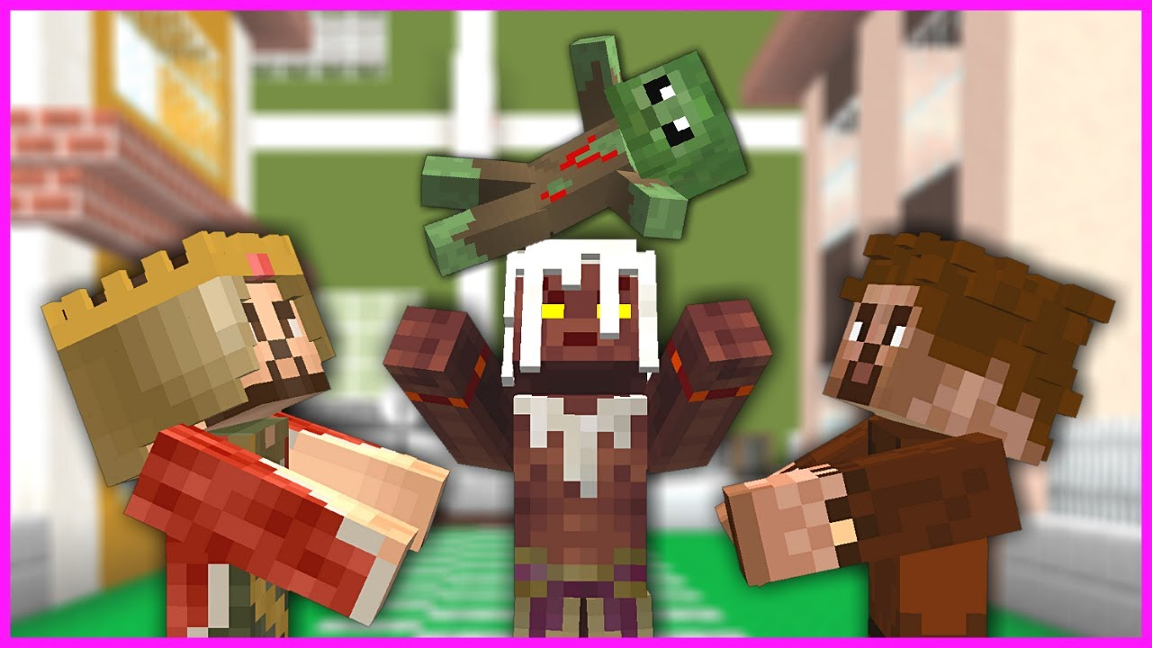 FAKİR ZOMBİ ARAMIZA GERİ DÖNDÜ! 😍 - Minecraft