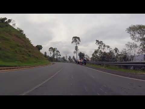 Kigali towards Gisenyi
