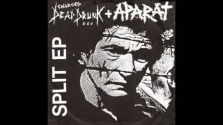 Charged Dead Drunk - Songs From Split EP with Aparat (199x)