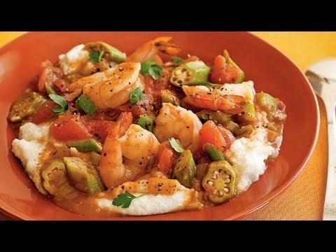 Shrimp and okra gumbo recipe youtube forumfinder Images
