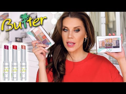 New Drugstore Makeup | PF Butter Collection