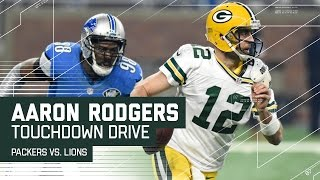 Aaron Rodgers Looks Invincible on this Long TD Drive! | NFL Week 17 Highlights