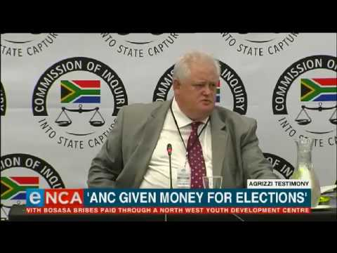 Death benefits abused at Bosasa: Agrizzi