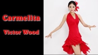 Carmelita cha cha - Victor Wood with English lyrics  (Carmelita - con letra en inglés)
