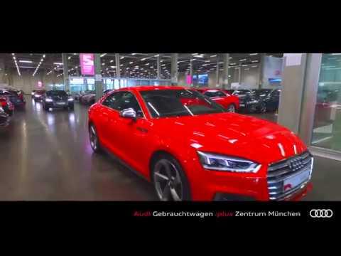 Audi Gebrauchtwagen Plus Zentrum München Drohnenrundflug 2017 Youtube