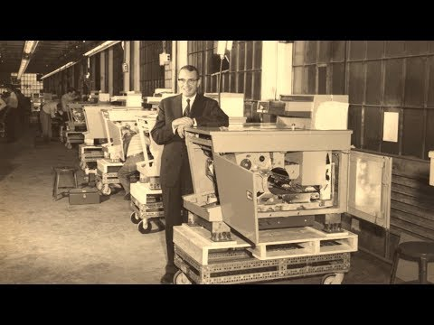 History Of Xerox Copiers | The Henry Ford's Innovation Nation