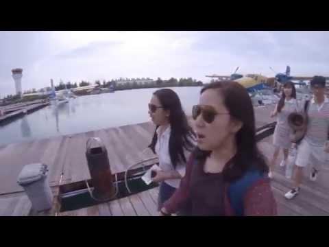 Citra & Klara : Maldives, Srilanka Veligandu Resort & Island