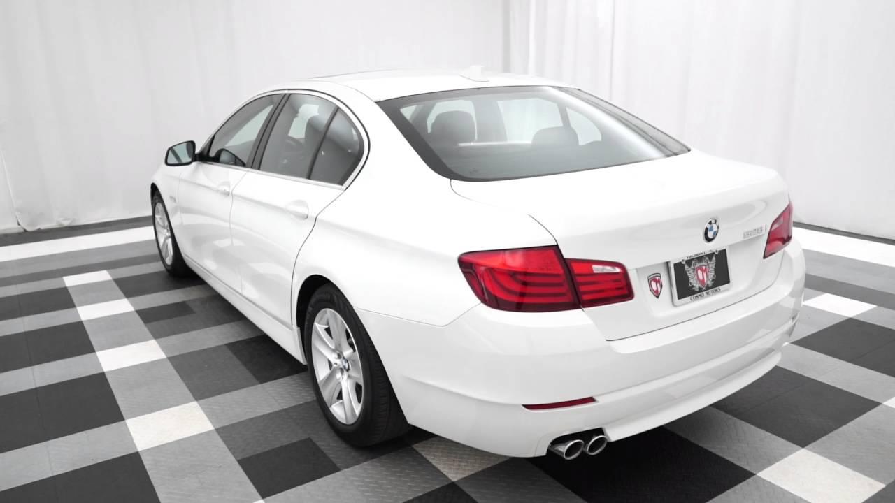 2011 bmw 528i white