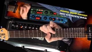 Пинк Флойд Мани гитарное соло 1 урок