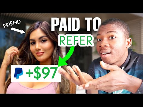 Earn $97 Per Friend You Refer (No Limit) - Money Making Apps 2020