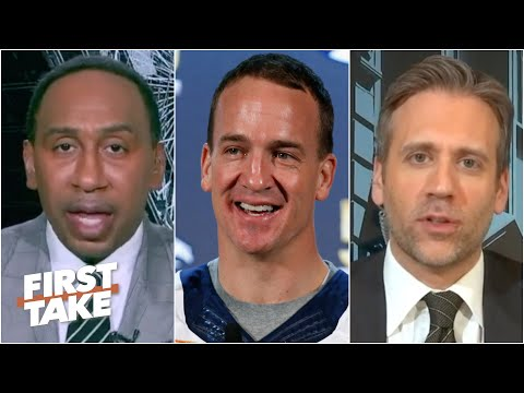 First Take debates where Peyton Manning ranks among the top 5 QBs of all time