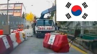 Car Accident Compilation, South Korea / Подборка автомобильных аварий, Южная Корея