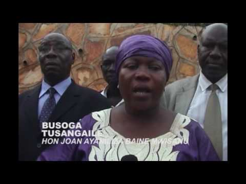 HON JOAN MACHORA HOSTS MINISTERS OF FOREIGN AFFAIRS UGANDA
