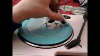 D.I.Y Cutter head vinyl record