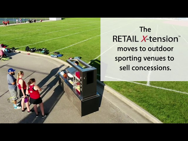 Multiteria Retail X-tension Site Video