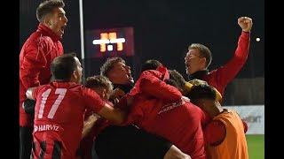 Lovituri departajare/penaltyurile CSIKSZEREDA - Dinamo 6-5  Cupa Romaniei Optimi