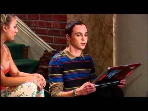 The Big Bang Theory - Sheldon pide a Penny que vuelva con Leonard