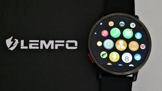 "LEMFO LEM X Android 7.1 Smartwatch  - 2.03"" /  900mAh"