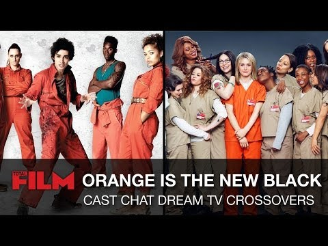 Orange Is The New Black Cast Chat Dream TV Crossover