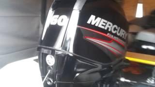 2016 mercury 60 EFI outboard motor 4-stroke ( 4-SUW )