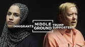 Can Trump Supporters And Immigrants See Eye To Eye?