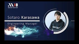 Speaker: 柄沢 聡太郎(Sotaro Karasawa) Slide: - JA: ...