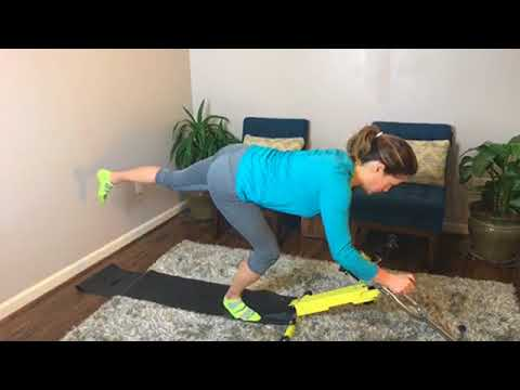 Live: Core, Balance, Flexibility Movements with Excy
