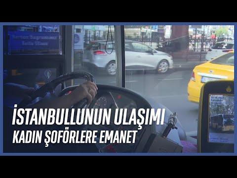 İETT'de Kadın Şoför Dönemi Başlıyor