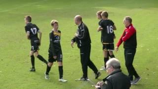 Nat. Elite U13 Sporting Lokeren - Standard Luik - 01 oktober 2016