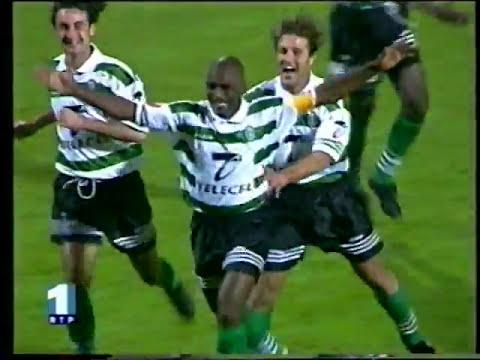 23J :: Salgueiros - 0 x Sporting - 2 de 1997/1998