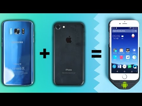 Thumbnail: Get Android on iPhone With a Case!