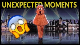 Top 3 *SHOCK & UNEXPECTED* Moments EVER on BRITAIN