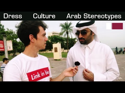 Qatari On Dress, Culture + Stereotypes
