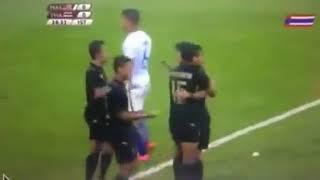 โฉมหน้า  ผู้ยิงประตูชัย  ให้ช้างศึกทีมชาติไทย เอาชนะ มาเลเชีย 1 0