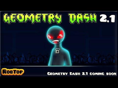 EL SECRETO MÁS INCREÍBLE de GEOMETRY DASH 2.1 !!