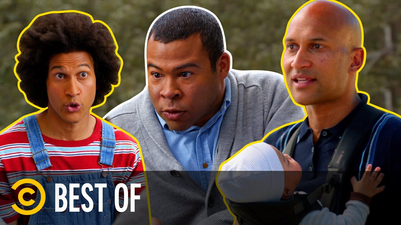 The Best Sketches About Dads - Key & Peele