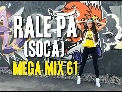 RALE PA (Soca)   MEGA MIX 61   Zumba Fitness   Dance choreo by M.Belchikova