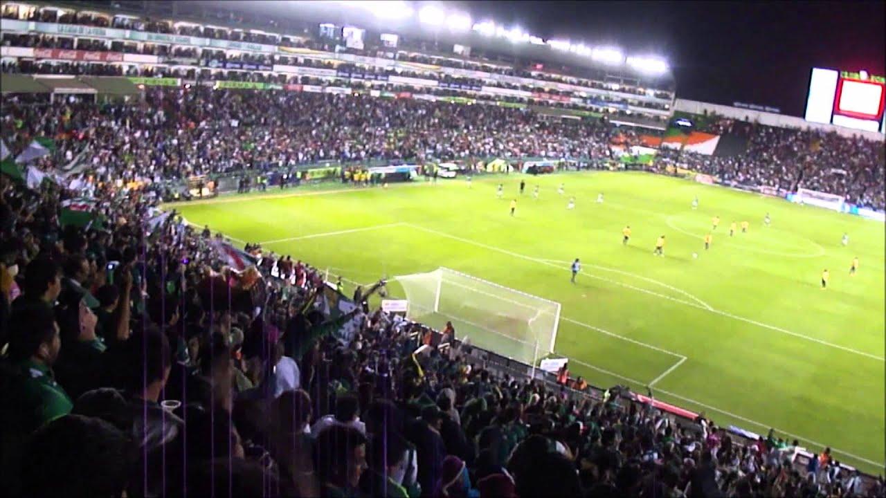 León Vs Morelia Cuartos De Final Apertura 2013 Gol José