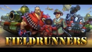Fieldrunners Gameplay (PC/HD)