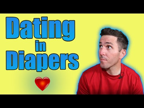 Diaper Dynamo's Diapered VLog 7: Dating In Diapers