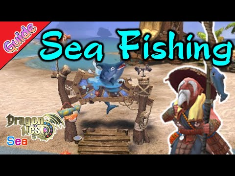 [Guide] Sea Fishing Event L ColieVLOG#152-【DragonNest SEA】