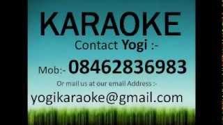 Aye jaate hue lamho karaoke track