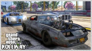 GTA 5 Roleplay - Junkyard Dragster 'DESTROYS' Bugatti Veyron | RedlineRP #81