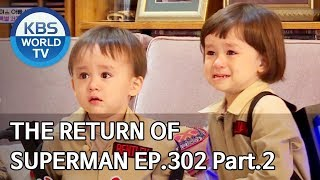 The Return of Superman | 슈퍼맨이 돌아왔다 - Ep.302 Part. 2 [ENG/IND/2019.11.10]