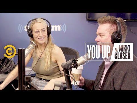 Brian Regan Talks About The Weirdest Intros He's Ever Gotten - You Up W/ Nikki Glaser