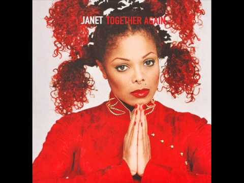 JANET - Together again (Radio Edit - 1997)